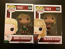 FUNKO POP Television TRUE BLOOD SOOKIE STACKHOUSE and PAM