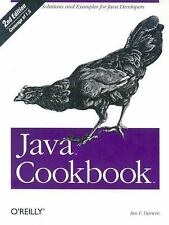 Java Cookbook by Ian F. Darwin (2004, Paperback)