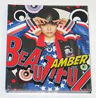 AMBER f(x) - Beautiful (1st Mini Album) CD+Photocard K-POP KPOP