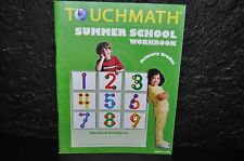 TouchMath Primary Grades SUMMER SCHOOL Workbook/2007, 88 pages