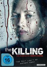 The Killing - Die komplette vierte Staffel [2 DVDs]--NEU/OVP