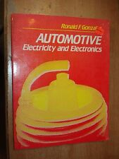 AUTOMOTIVE ELECTRONICS SHOP MANUAL SERVICE BOOK FORD CHEVY DODGE + MORE