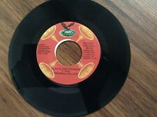 Frankie Miller- Blackland Farmer/ Family Man Unplayed 45 rpm