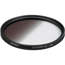 Tiffen 52mm Color Graduated 0.6 Neutral Density Lens Filter - NEW - 52CGND6