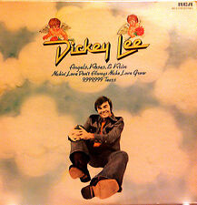 DICKEY LEE LP ANGELS,ROSES & RAIN  MADE IN USA 1976