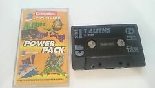 POWERPACK 9. Zamzara, Heroquest,Bulldog... COMMODORE 64 128 CMB 64 C64 PAL