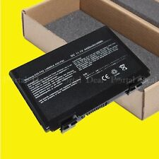 Laptop Battery for ASUS K60 K61 P50 P81 K70 X65 X70 X5D X5E A32-F52