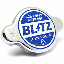 BLITZ Racing High Pressure Radiator Cap Type 1 Blue Made in Japan 18560 Genuine