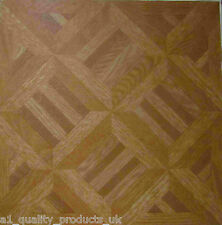 88 x Vinyl Floor Tiles - Self Adhesive - Kitchen, Stick BNIB Parquet Wood Effect