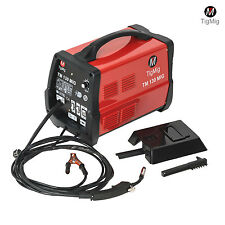 MIG WELDER WELDING MACHINE FLUX CORE WIRE Welding NO GAS HEAVY DUTY TM 150 MIG