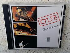 O15B THE THIRD WAVE CD KOREA SKC 1992 DYCD-1010