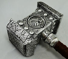 Superba World of Warcraft REPLICA DOOMHAMMER Schiuma/IN RESINA FANTASY/cosplay/Natale
