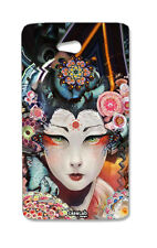 CUSTODIA COVER CASE GEISHA TATTOO JAPAN PER LG L80 D373EU
