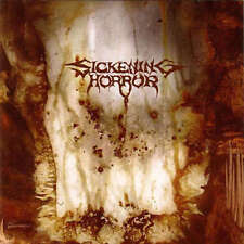 SICKENING HORROR - When Landscapes... CD (Neurotic, 2007) *sealed Slipcase