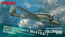 MENG - Messerschmitt Me-410A-1 High Speed Bomber model kit - 1:48 NIP