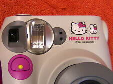 HELLO KITTY FUJI INSTAX MINI 7 CHEKI POP PINK CAMERA credit card size film