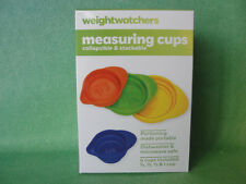 Weight Watchers SMART Points MEASURING Cup Set - Brand NEW - Portion Control