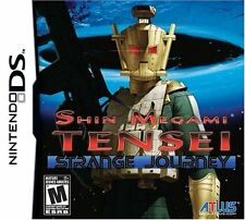 Shin Megami Tensei: Strange Journey [Nintendo DS DSi, Atlus, Turn-based RPG] NEW
