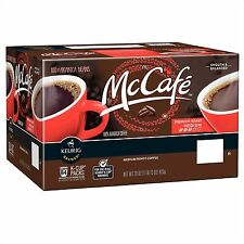 McDonalds McCafe Premium Roast Coffee 84 K-Cups Medium Roast 100% Arabica beans