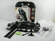 Wahl Clip and Trim Hair Clipper All In One 23 Piece Kit & Storage Case