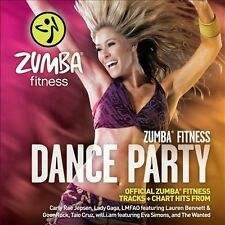 VARIOUS ARTISTS-ZUMBA FITNESS DANCE CD NEW