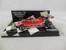 Minichamps 430 797312  Formula 1 Ferrari 312 T4 G Villeneuve Car No. 12 1:43