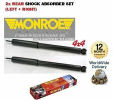 FOR ISUZU TROOPER 4X4 MODELS 1991-  NEW  2 X REAR SHOCK ABSORBER SHOCKER SET