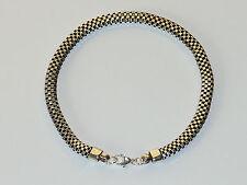 925 Silbernes Männer Armband - Fischgräte - jetzt auch mit Karabiner Verschluss