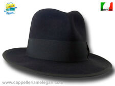 "Cappello Fedora Mike Sullivan ""Era mio padre"" Tom Hanks Hat"