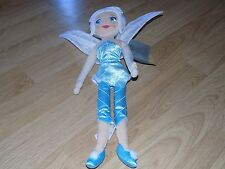"Disney Store Secret of the Wings Periwinkle Fairy Plush Doll 21"" Tinkerbell New"