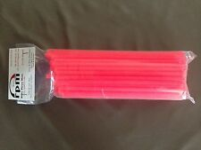 Couvres rayons rayon couvre moto cross enduro cover skins spoke ROUGE FLUO