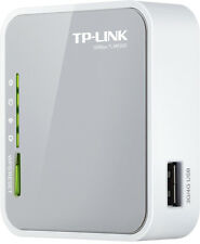 TL-MR3020 Portable 3G 4G USB Modem WiFi Mobile Wireless Router Access point NEW