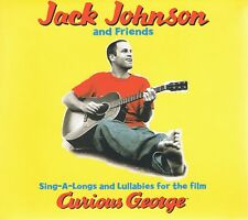 Jack Johnson - Sing-A-Longs & Lullabies for the Film Curious Georg - CD Album