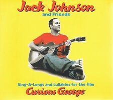Jack Johnson - Sing-A-Longs & Lullabies for the Film Curious Georg - CD Album