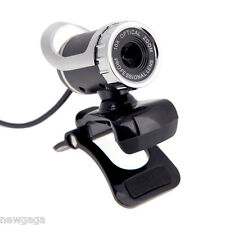 50 Megapixel HD Webcam Web Cam Camera MIC for Computer PC Laptop Desktop New US