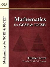 New Maths for GCSE and IGCSE® Textbook, Higher (for the Grade 9-1 Course), CGP B