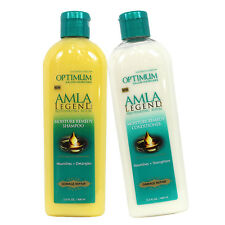 Optimum Soft Sheen Carson AMLA Moisture Remedy Hair Shampoo & Conditioner 13.5oz