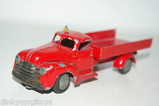 TEKNO DENMARK DODGE TRUCK LORRY RED EXCELLENT CONDITION