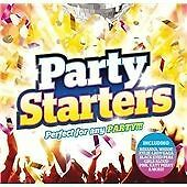 Party Starters (2013) - 3 x CD