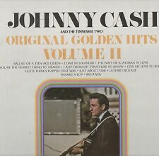 Johnny Cash - 'Original Golden II' US Sun LP. Ex!