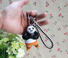 Kung Fu Panda 3 collection figures keychain Kung Fu Panda pendants toys USA