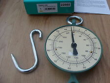 C.K TOOLS Dial Spring Balance Scale 100Kg/220lb T6203 100