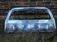 MERCEDES VITO AXLE BULL BAR WITH ''VITO'' LOGO A-BAR 2004-2010 , 60MM IST.