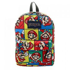 Retro Style Super Mario Street Backpack - Free Shipping