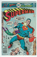 1976 National Periodical Pubs/DC Superman (5 book run/#302-306) *FREE SHIP