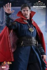 DOCTOR STRANGE Hot Toys 1/6 Figure (benedict cumberbatch) UK SHIPPED 2017