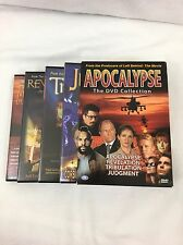 Apocalypse Collection 4 DVD set from producers of Left Behind, the Movie