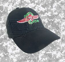 Zahal - Israeli Paratrooper Flying Serpent Ball Cap