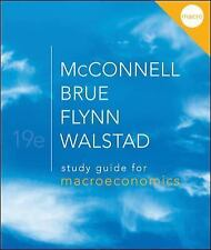 Study Guide for Macroeconomics by William Walstad (2011, Paperback)