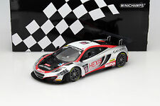 McLaren 12C GT3 #107 24h Spa 2013 Hexis Racing 1:18 Minichamps